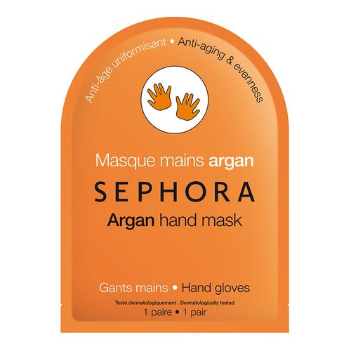 Sephora Collection Hand Mask Argan - Anti-aging & Evenness