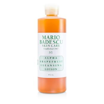 Mario Badescu Alpha Grapefruit Cleansing Lotion - For Combination/ Dry/ Sensitive Skin Types 472ml/16oz Skincare