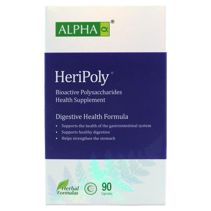 Alpha HeriPoly 90 capsules