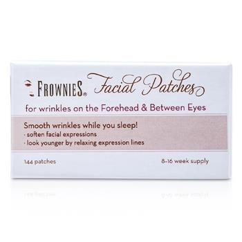 Frownies Facial Patches (For Forehead & Between Eyes) 144 Patches Skincare
