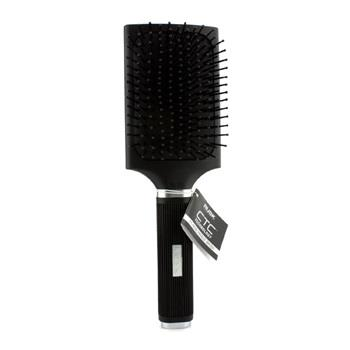 Rusk CTC Technology 11-Row Paddle Brush (Black) 1pc Hair Care