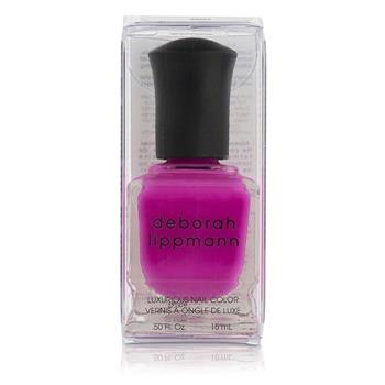 Deborah Lippmann Luxurious Nail Color - Whip It (Perky Pink Punch Creme) 15ml/0.5oz Make Up