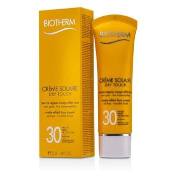 Biotherm Creme Solaire SPF 30 Dry Touch UVA/UVB Matte Effect Face Cream 50ml/1.69oz Skincare