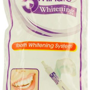 Natural White 5 Minute Tooth Whitening System Individual