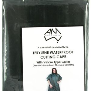 AMW Terylene Waterproof Cutting Cape With Self Fastening Collar 95cm x