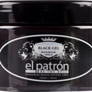 El Patron Classic Black Gel 300gm (10.5oz)