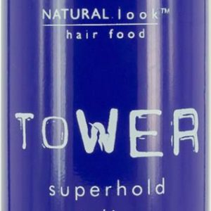 Natural Look ATV Tower Super Hold Lacquer 100g