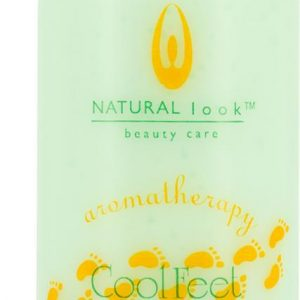 Natural Look Cool Feet Massage Lotion 200ml