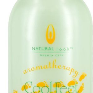 Natural Look Cool Feet Massage Lotion 500ml