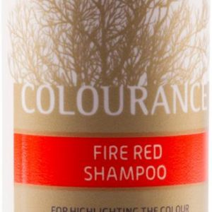 Natural Look Colourance Fire Red Shampoo 250ml
