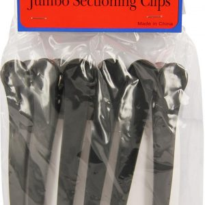 DeSoto Sectioning Clips Black 6pc