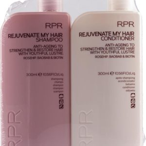 RPR Rejuvenate My Hair Shampoo 300ml and Conditioner 300ml Duo