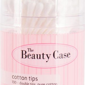 Beauty Case Cotton Tips Drum of 100