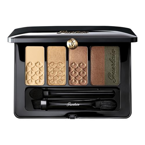GUERLAIN Palette 5 Couleurs   Nude To Smoky Look 03 Coq D'Or