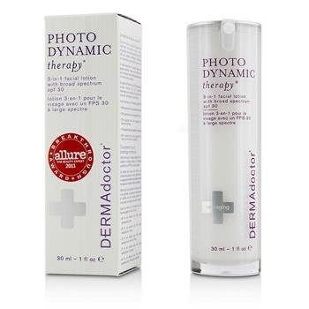 DERMAdoctor Photodynamic Therapy 3-In-1 Facial Lotion SPF 30 30ml/1oz Skincare