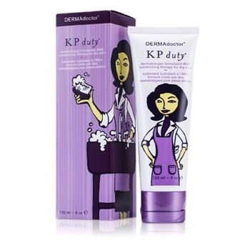 DERMAdoctor KP Duty Dermatologist Formulated AHA Moisturizing Therapy (For Dry Skin) 120ml/4oz Skincare