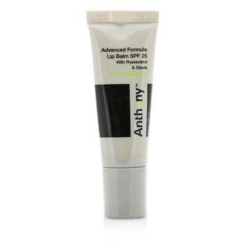 Anthony Logistics For Men Advanced Formula Lip Balm SPF 25 - Mint And White Tea 7g/0.25oz Men's Skincare