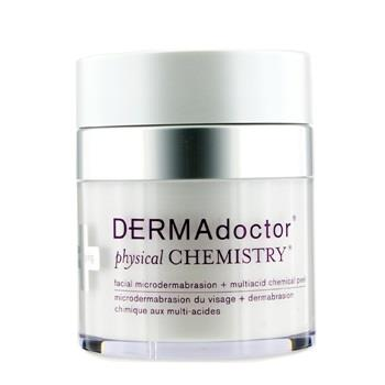 DERMAdoctor Physical Chemistry Facial Microdermabrasion + Multiacid Chemical Peel 50ml/1.7oz Skincare