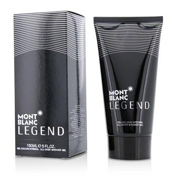 Montblanc Legend All-Over Shower Gel 150ml/5oz Men's Fragrance