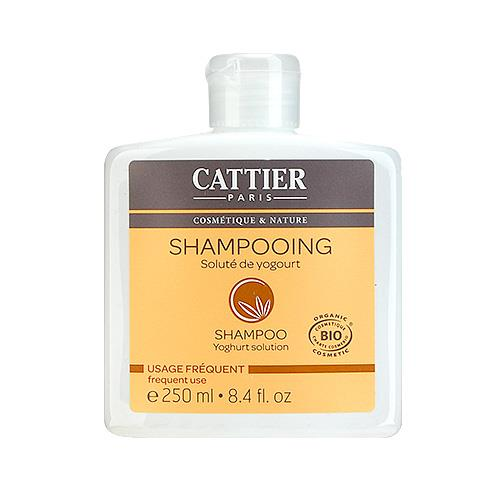 Cattier Yoghurt Solution Shampoo (For Frequent Use) 8.4oz, 250ml