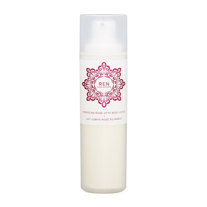 REN Moroccan Rose Otto Body Lotion (All Skin Types) 6.8oz, 200ml