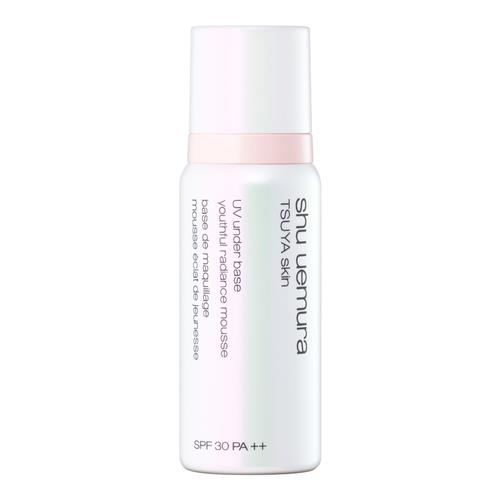 Shu Uemura Tsuya Skin Uv Under Base Youthful Radiance Mousse Spf30 Pa++