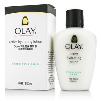 Olay Active Hydrating Lotion - For Sensitive Skin 150ml/5oz Skincare