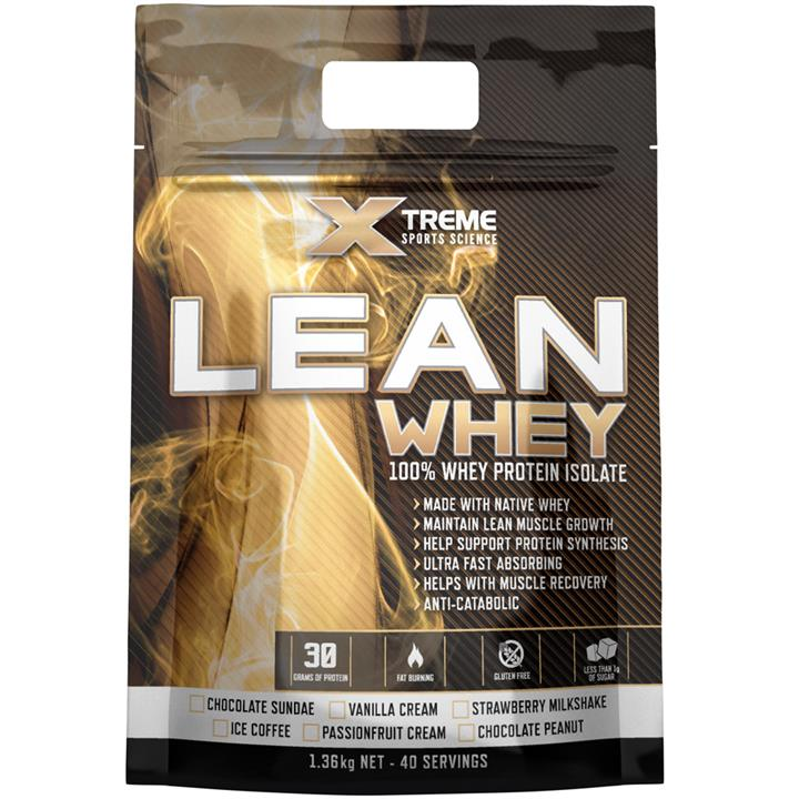 Xtreme Sports Lean Whey 1.36kg