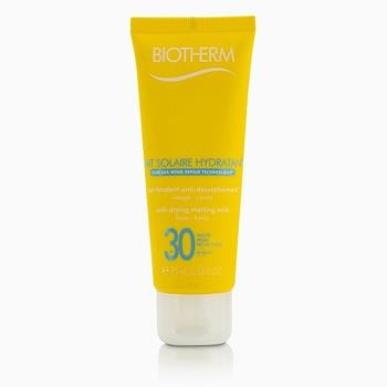 Biotherm Lait Solaire Hydratant Anti-Drying Melting Milk SPF 30 – For Face & Body 75ml/2.53oz Skincare