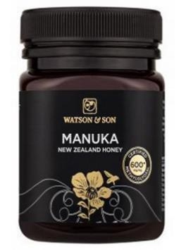 600+ MGO 500g Black Label Manuka Honey – Watson & Son