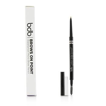Billion Dollar Brows Brows On Point Waterproof Micro Brow Pencil - Blonde 0.045g/0.002oz Make Up