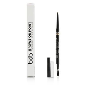 Billion Dollar Brows Brows On Point Waterproof Micro Brow Pencil - Light Brown 0.045g/0.002oz Make Up