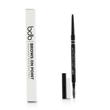 Billion Dollar Brows Brows On Point Waterproof Micro Brow Pencil - Taupe 0.045g/0.002oz Make Up