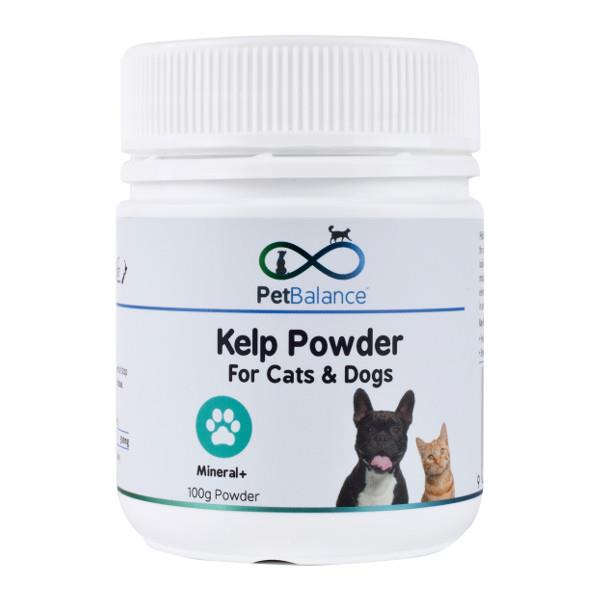 PetBalance Kelp Powder for Cats and Dogs 100gm