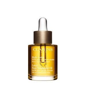 Clarins – Lotus Face Treatment Oil – Combination/Oily Skin