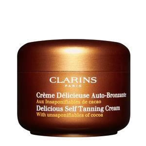 Clarins – Delicious Self Tanning Cream