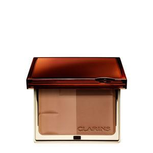 Clarins - Bronzing Duo SPF 15 Mineral Powder Compact