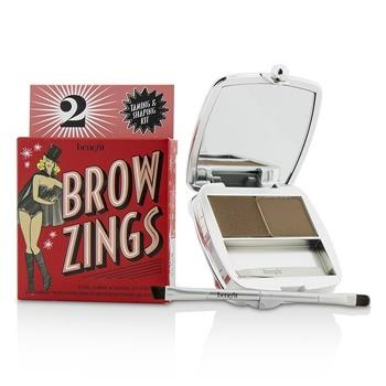 Benefit Brow Zings (Total Taming & Shaping Kit For Brows) - #2 (Light) 4.35g/0.15oz Make Up