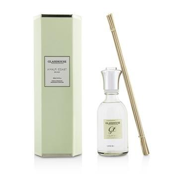 Glasshouse Triple Strength Fragrance Diffuser - Amalfi Coast (Sea Mist) 250ml/8.45oz Home Scent