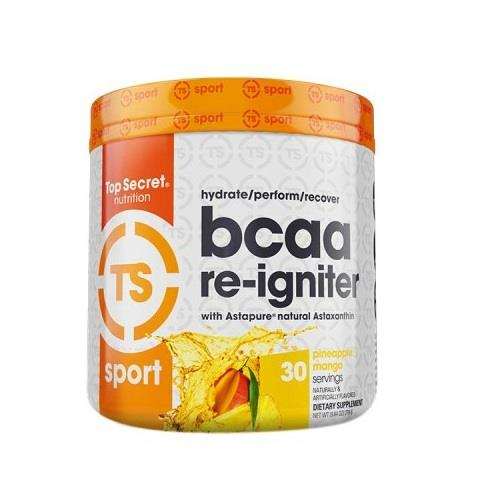 Top Secret Nutrition BCAA Re-Igniter 30 Serves