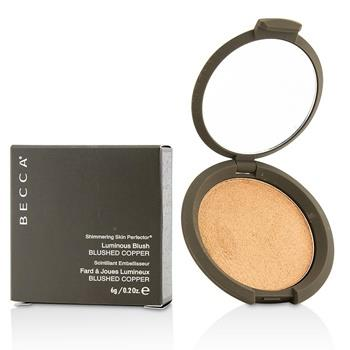 Becca Luminous Blush – # Blushed Copper 6g/0.2oz Make Up