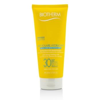 Biotherm Lait Solaire Hydratant Anti-Drying Melting Milk SPF 30 - For Face & Body 200ml/6.76oz Skincare