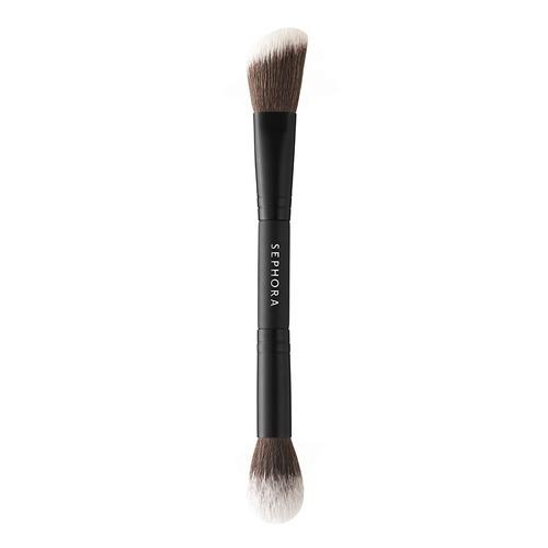 Sephora Collection Classic Double Ended   Shape & Highlight Brush #204