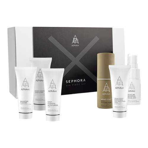 Alpha-H Alpha H X Sephora Six Piece Kit