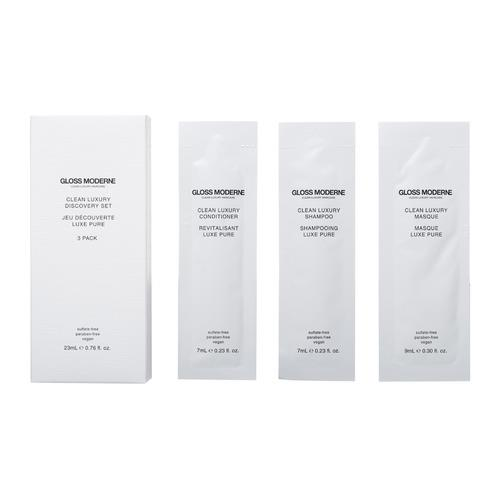 Gloss Moderne Clean Luxury Discovery Set 3 Pack