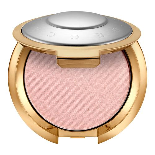 BECCA Light Chaser Highlighter For Face & Eye (Limited Edition) Rose Quartz flashes Seashell- rose with a hot pink shift