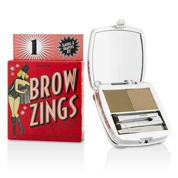 Benefit Brow Zings (Total Taming & Shaping Kit For Brows) - #1 (Light) 4.35g/0.15oz Make Up
