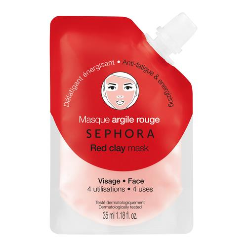 Sephora Collection Clay Mask Red
