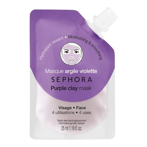 Sephora Collection Clay Mask Purple