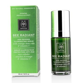 Apivita Bee Radiant Age Defense Illuminating Serum 30ml/1oz Skincare